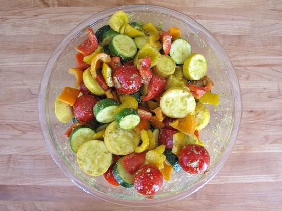 cách ướp rau củ nướng 5