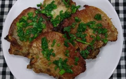 Cách ướp thịt cốt lết nướng thơm ngon số một