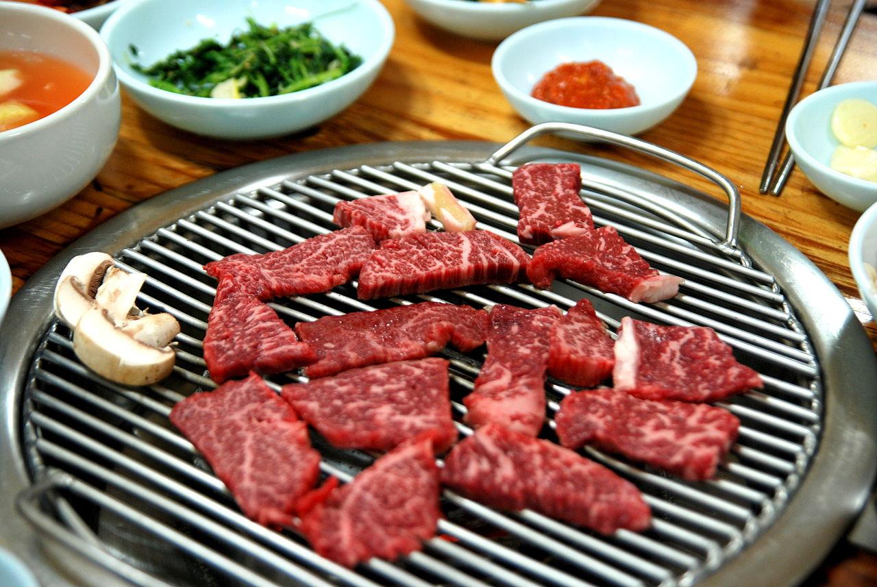 cách ướp thịt làm lẩu nướng