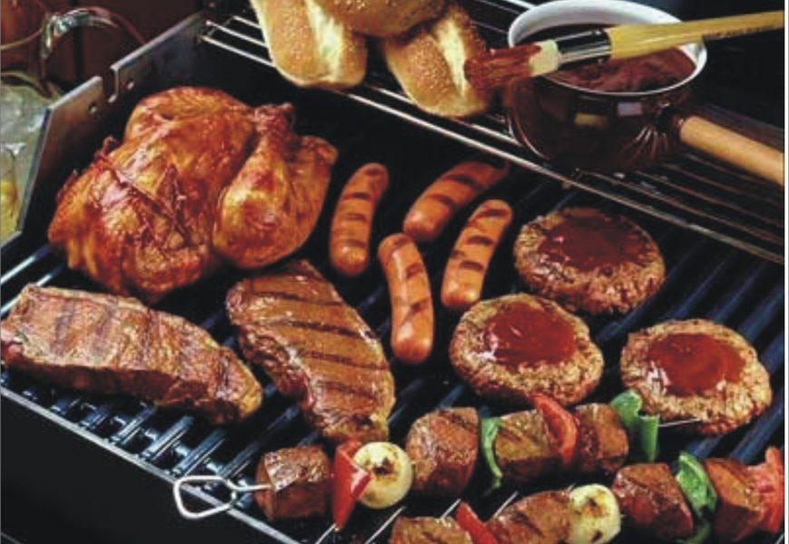 Cách ướp thịt làm lẩu nướng chuẩn vị BBQ