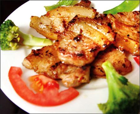 cách ướp thịt nướng sa tế 4