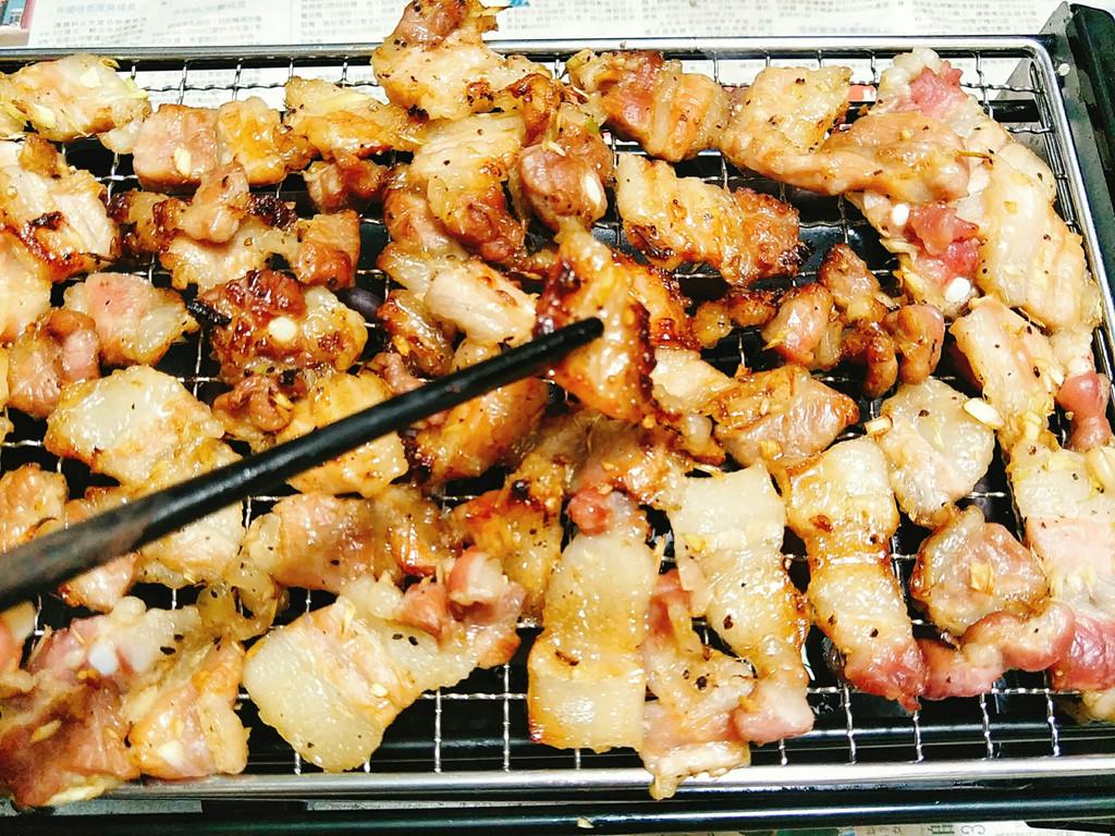gói ướp thịt nướng cholimex 3