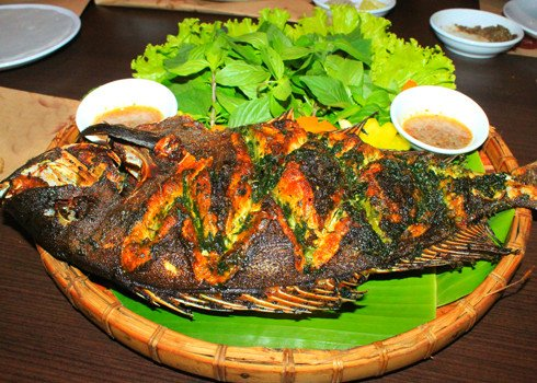 hỏi cách tẩm ướp cá để nướng