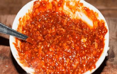 Cách làm sốt chấm thịt nướng hàn quốc chuẩn vị tại nhà