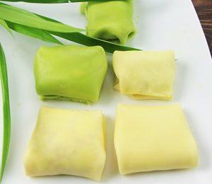 Cách làm crepe sầu riêng kem tươi ngon đơn giản