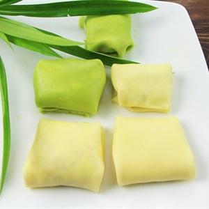 cách làm crepe sầu riêng kem tươi 5