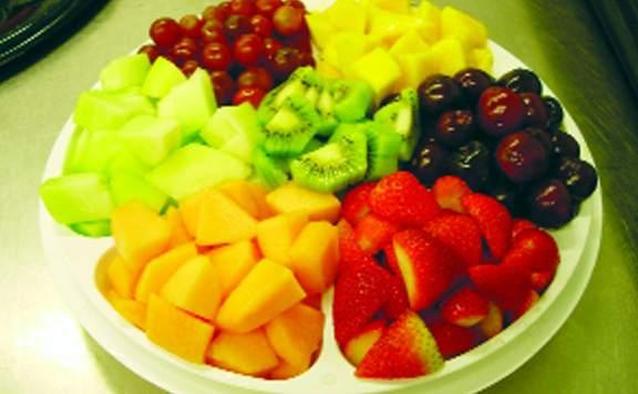 cách làm kem đá trái cây