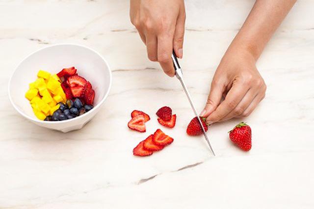 cách làm kem trái cây ngon tại nhà