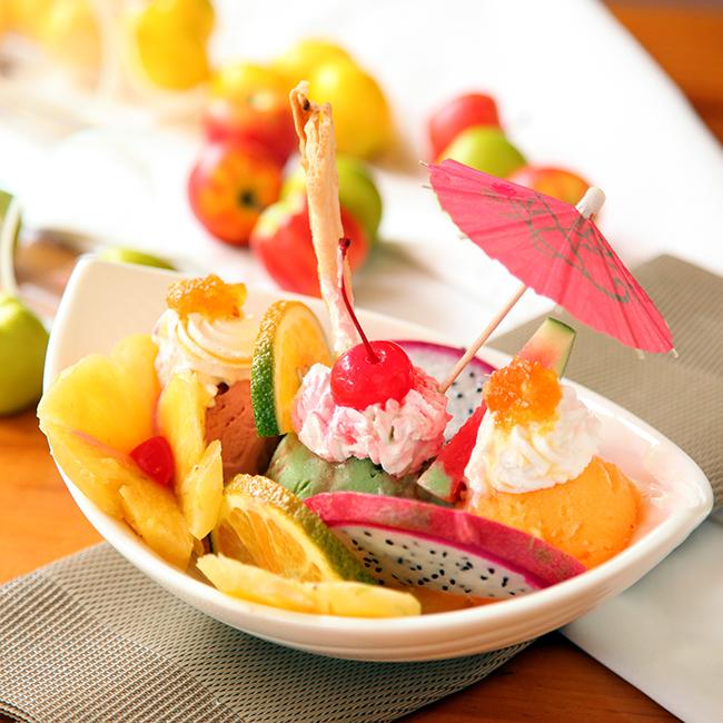 cách làm kem trái cây tươi