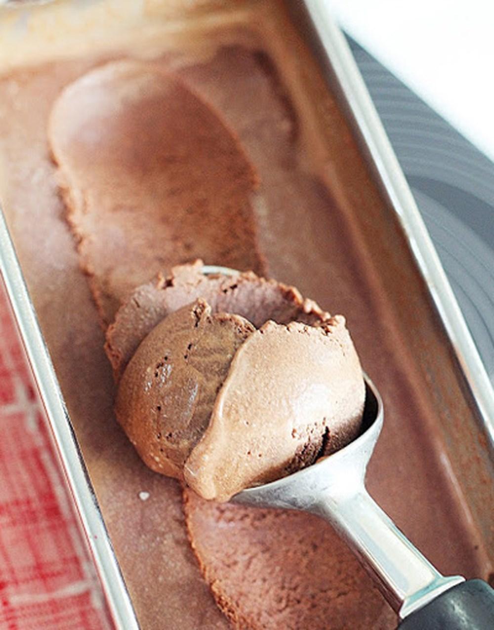 cách làm kem từ milo 4