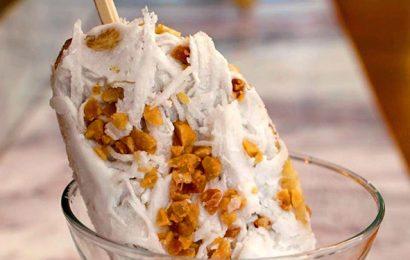 Cách làm kem vani không cần máy mà vẫn ngon tuyệt