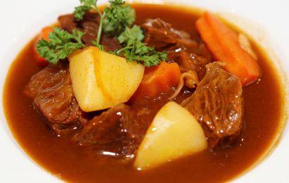 Hướng dẫn cách nấu bò sốt vang Hà Nội thơm ngon như ý