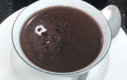 Hướng dẫn cách nấu chè đỗ đen với bột sắn ngon thơm