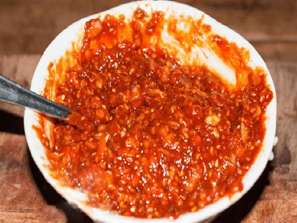cách ướp thịt nướng có màu đỏ 3