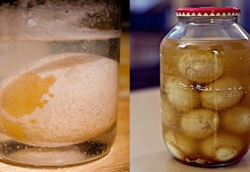 Cách ngâm rượu trứng gà mật ong thơm ngon bổ dưỡng tại nhà