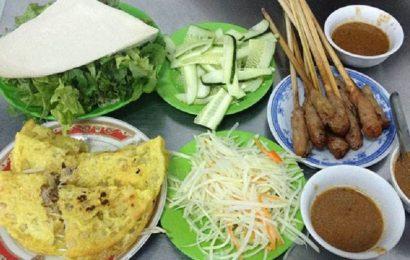 """Tìm nguồn tin cho câu hỏi: """"Ăn gì khi đi du lịch Đà Nẵng?"""""""