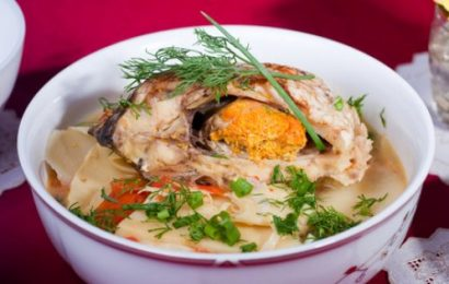 Cách làm món cá om măng chua thơm ngon tại nhà