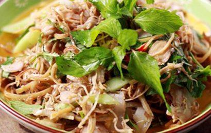 Vào bếp với cách làm món nộm thịt lợn ngon và hấp dẫn