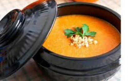 Cách nấu cháo cà chua cho bé thơm ngon bổ dưỡng