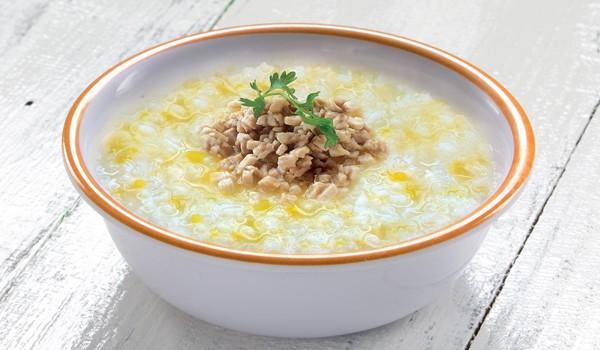 Cách nấu cháo cho người bệnh ngon bổ và giàu dinh dưỡng