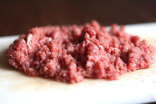 Cách nấu cháo thịt cho bé ăn dặm 2