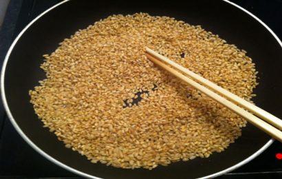 Cách rang gạo nấu cháo ngon mà không phải ai cũng biết