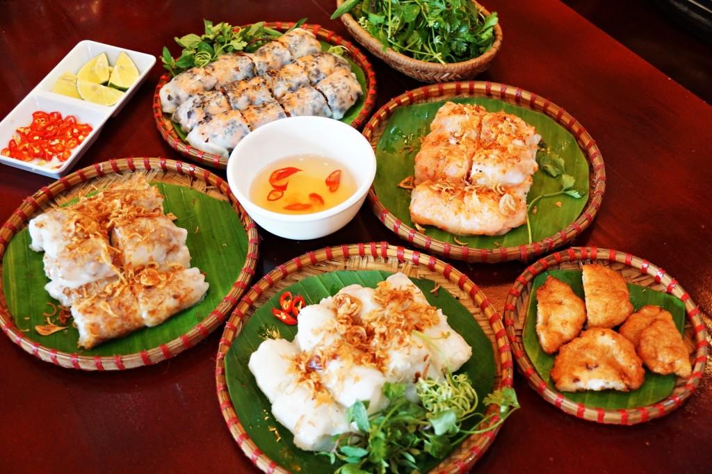 hải sản hấp dẫn ở Quảng Ninh