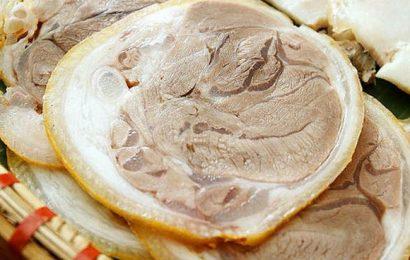 Hướng dẫn cách làm thịt chân giò bó đơn giản và ngon hấp dẫn