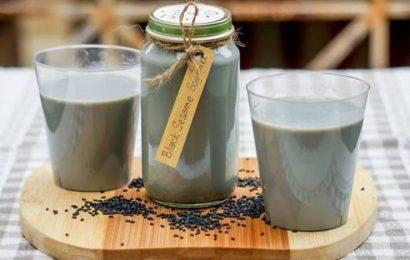 Cùng tìm hiểu sữa đậu nành mè đen có tác dụng gì?