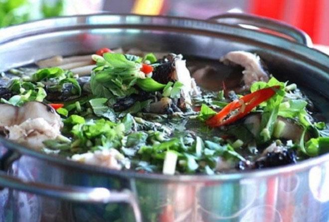 ẩm thực nổi tiếng ở Đắk Nông