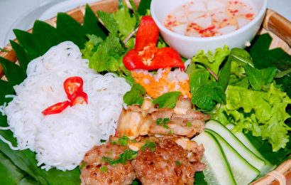 Cách làm bún chả Hà Nội ngon đốn tim người ăn ngay từ miếng đầu tiên