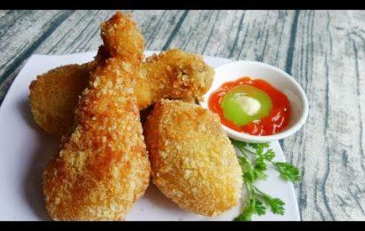 Hướng dẫn cách làm thịt gà rán thơm ngon, ăn là nhớ
