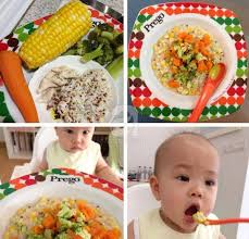 cách nấu cháo ăn dặm cho bé 7 tháng tuổi 4