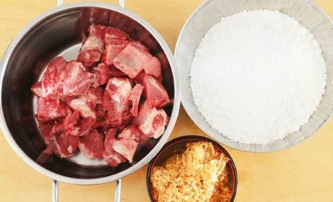 Cách nấu cháo bột 2