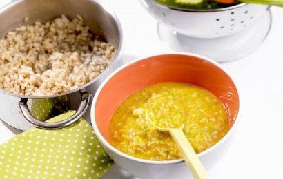 Cách nấu cháo cho trẻ từ 12 tháng trở lên sao cho đủ dưỡng chất