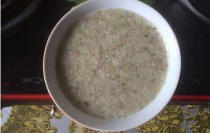 Mách bạn cách nấu cháo gan heo cho bé bổ sung chất dinh dưỡng
