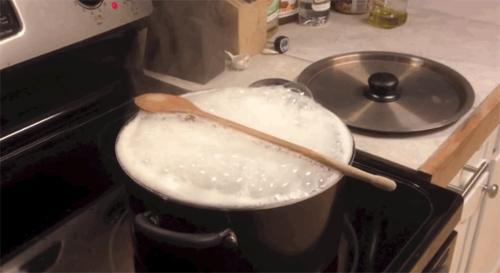 Cách nấu cháo loãng quá ư là đơn giản và dễ dàng
