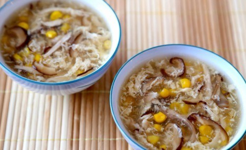 cách nấu súp thịt gà 1
