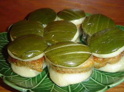 món ngon từ tỉnh Điện Biên