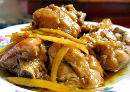 món ngon với thịt gà công nghiệp 2