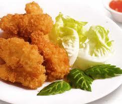 thịt gà chiên xù 4