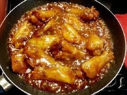 thịt gà sốt chua ngọt 2