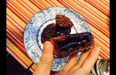 Cách làm bánh trung thu tươi nhân socola ngon nghiện