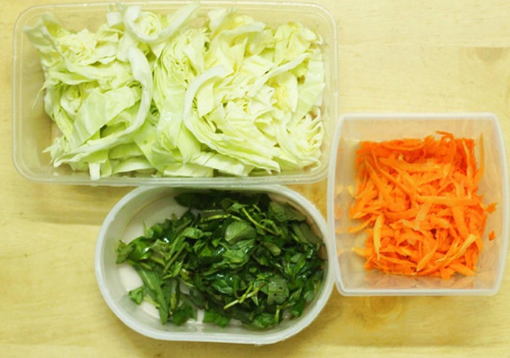 cách làm dưa bắp cải muối chua 2