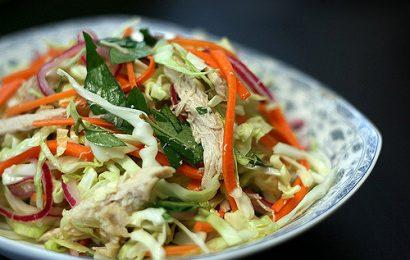 Bật mí cách làm gỏi gà bắp cải thơm ngon hấp dẫn tại nhà