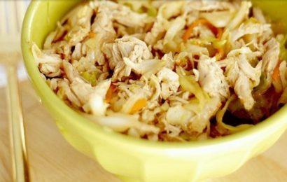 Cách làm món gà xào bắp cải món ngon cung cấp đầy đủ dưỡng chất