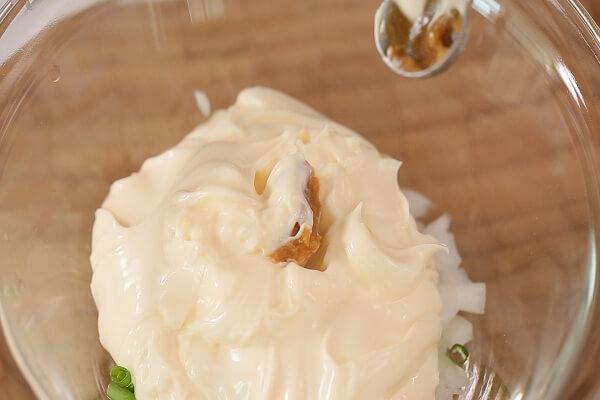 cách làm salad bắp cải trộn mayonnaise 2