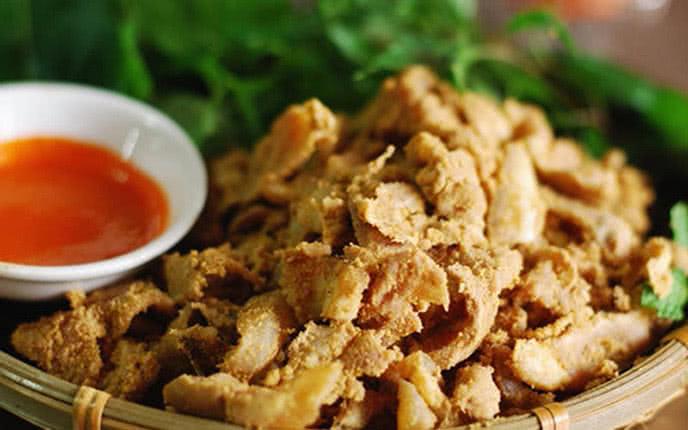 Kết quả hình ảnh cho Thịt lợn muối chua - Long An
