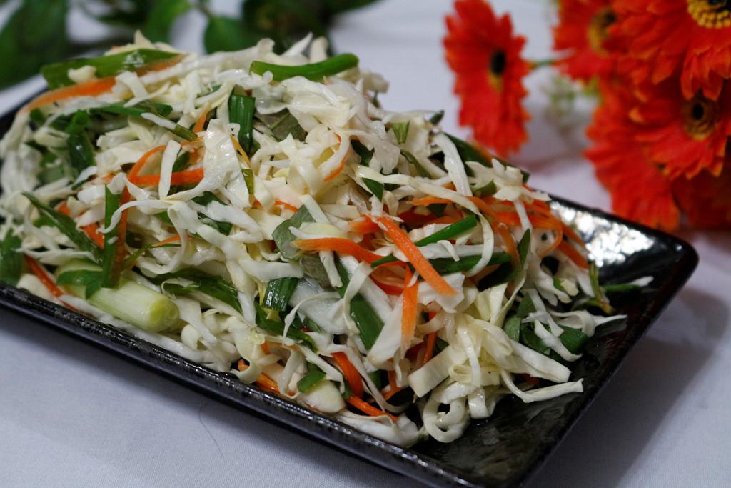 cách muối dưa bắp cải cà rốt 1
