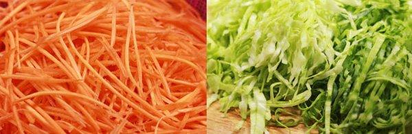 cách muối dưa bắp cải cà rốt 2